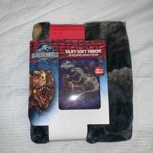 Accessories - Jurassic World Throw Blanket